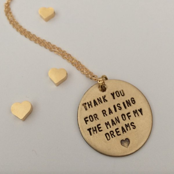 Man of my Dreams Necklace