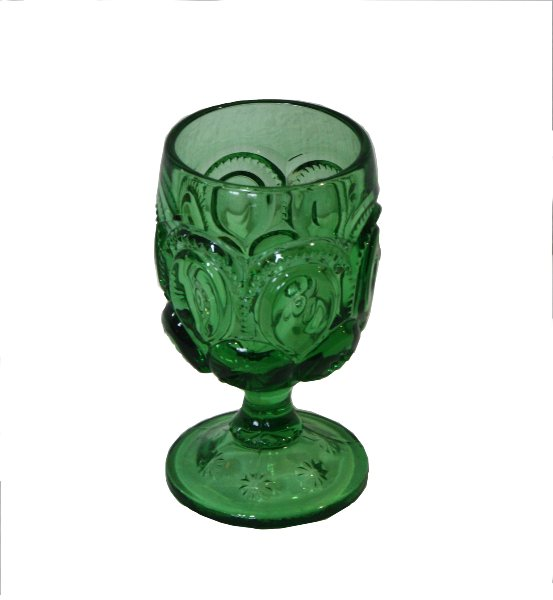 Kelly Green Goblet