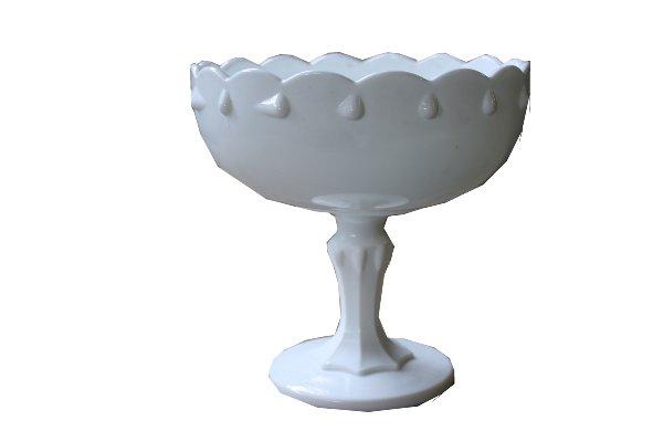 White Candy Dish