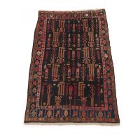 Persian Pictorial Rug (14)