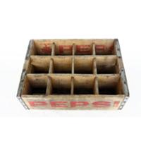 Vintage Soda Crate