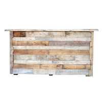 Up-cycled Grey Bar