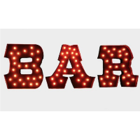 Marquee Bar Light