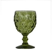Crocodile Green Goblet