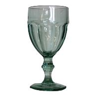 Pale Aqua Goblet