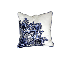 Patterned Throw Pillow
