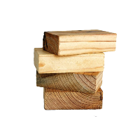 Wooden Blocks 5 Pack