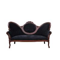 Hannah Velvet Sofa