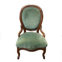 Green Gertie Chair
