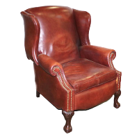 Leather Leo Recliner