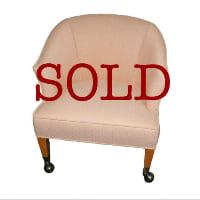 Dolly Vanity Chair
