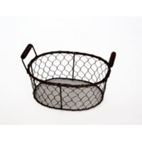 Wire Basket - Round