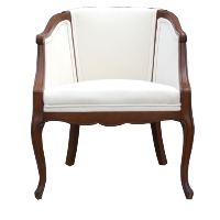Ivory Chelsea Chair