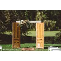 Freestanding Barn Doors