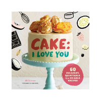 Cake, I Love You Book