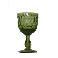 Olive Green Goblet