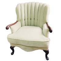 Spring Green Chair