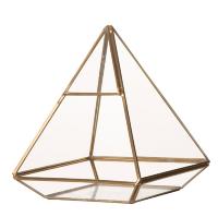 Gold Pyramid Terrarium