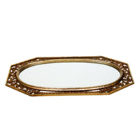 Gold Mirror Medium
