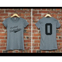 Underdogs Ladies Grey Tee