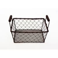 Wire Basket - Rectangle
