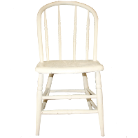 Milk White Chair