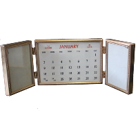 Small Trifold Frame