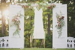 White Entry Doors