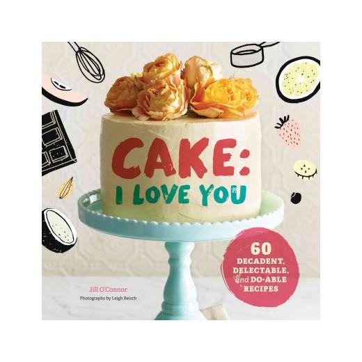 Cake, I Love You Book