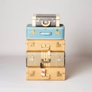 Jill Suitcases
