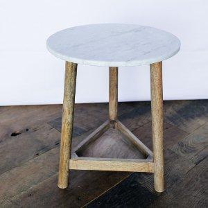 Marbel Side Table