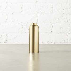 Modern brass Taper Candle Holder