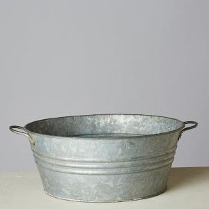 Bubba Galvanized Tub