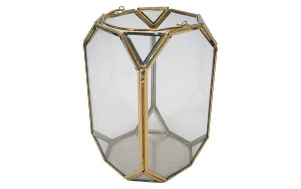 Brass Lantern - S