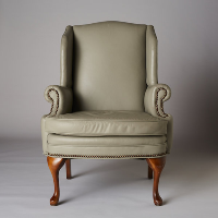 Greyson WIngback Chair