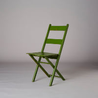 Emerald Folding Chair