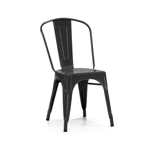 Black Tolix Chair