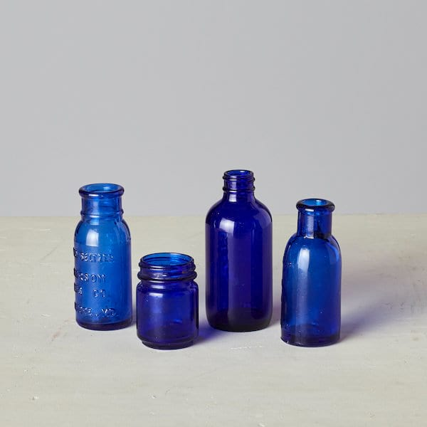 Hope Apothecary Jars
