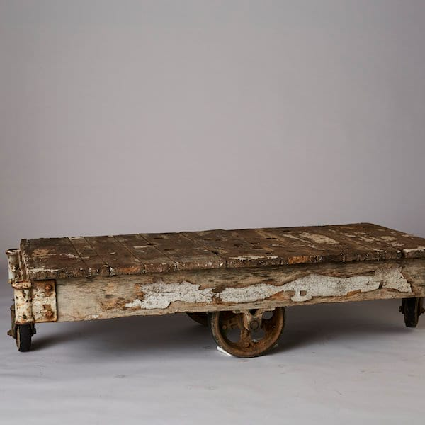 Liberty Cart Coffee Table