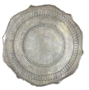 Silver Tray E