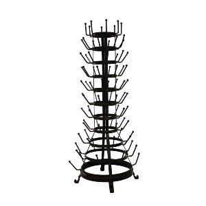 Iron Mug Rack