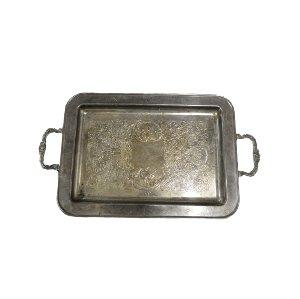 Silver Tray I