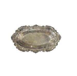 Small Silver Tray L