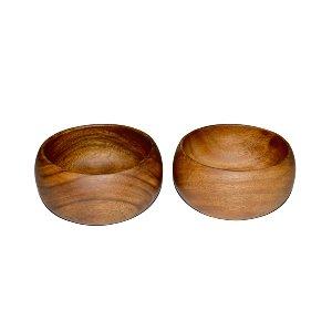 Medium Wooden Bowls