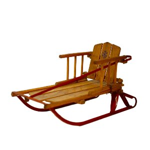 Small Child's Sleigh