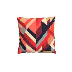 Multi Color Ribbon Pillow