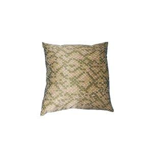 Green Dot Pillow