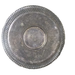 Silver Tray D