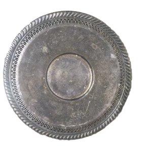 Silver Tray D