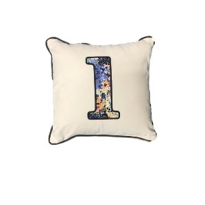 Letter L Pillow